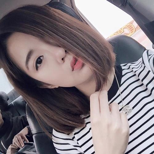 kiểu tóc ngắn đẹp 2018 - 8