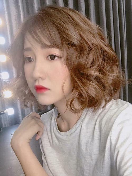 kiểu tóc ngắn đẹp 2018 - 9