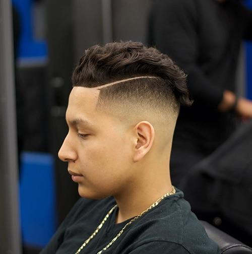 kiểu tóc undercut 2018 - 13
