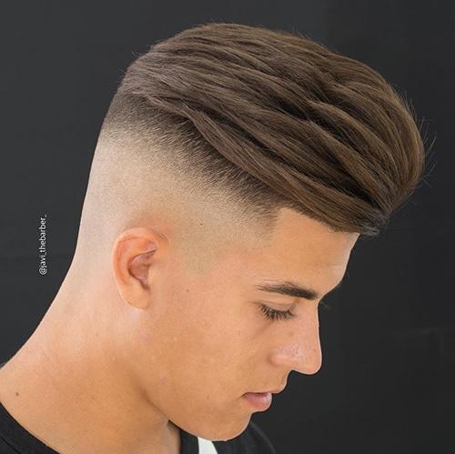 kiểu tóc undercut 2018 - 7