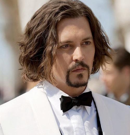 tóc nam dài tóc nam đẹp