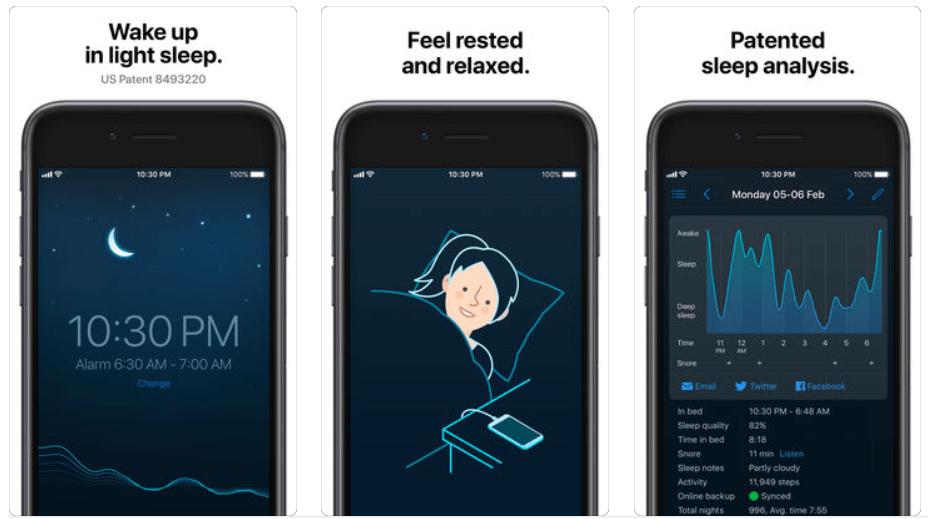 9 ứng dụng theo dõi giấc ngủ tốt nhất giúp bạn có giấc ngủ đầy đủ