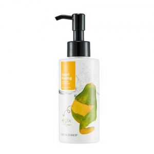 Gel tẩy da chết The FaceShop Smart Peeling Mild Papaya