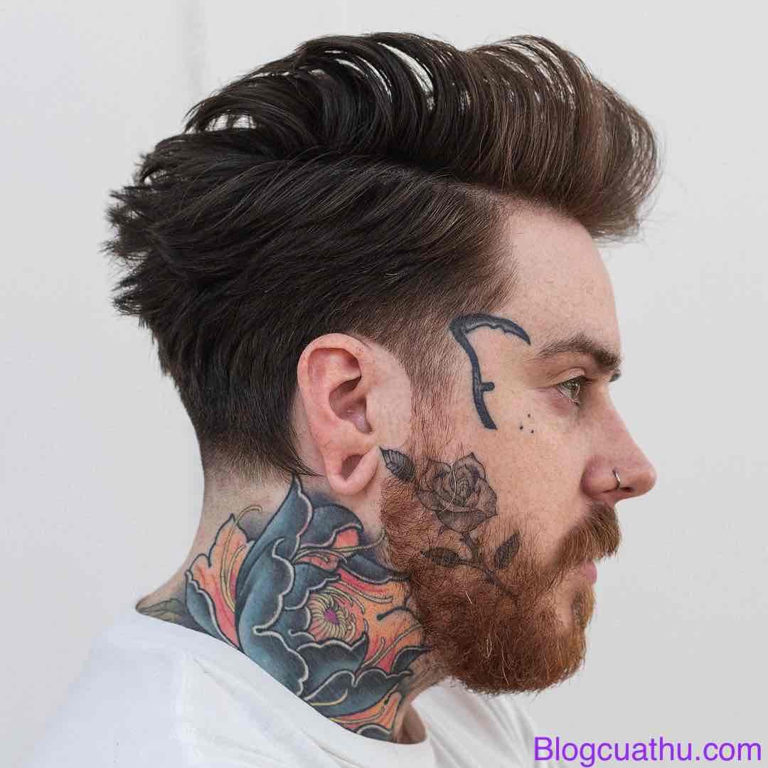 Kiểu tóc có độ dài trung bình