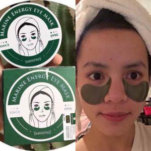 Mặt nạ mắt Shangpree Marine Energy Eye Mask