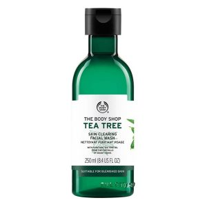 Sữa Rửa Mặt The Body Shop Tea Tree Skin Clearing Facial Wash