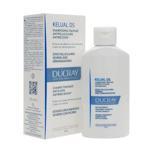 Ducray Kelual DS Anti-Dandruff Treatment Shampoo