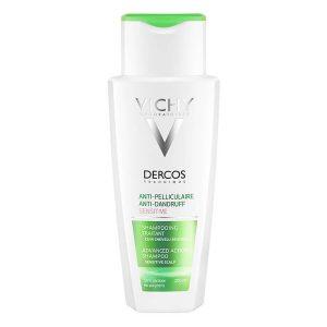Dầu Gội Cho Tóc Dầu Vichy Dercos Oil Control Advanced Action Shampoo