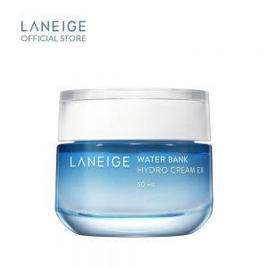 Kem dưỡng ẩm dành cho da dầu và da hỗn hợp Laneige Water Bank Hydro Cream EX