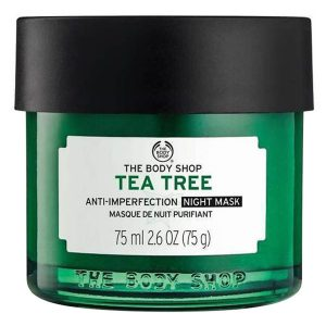 Mặt Nạ Ngủ The Body Shop Tea Tree Anti-Imperfection Night Mask 75ml