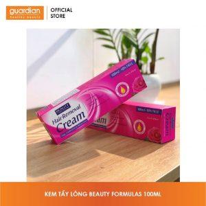 Kem Tẩy Lông Beauty Formulas Hair Removal Cream