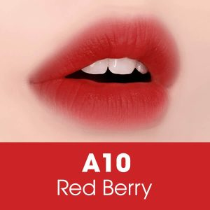 Black Rouge A10 – Red Berry: đỏ berry