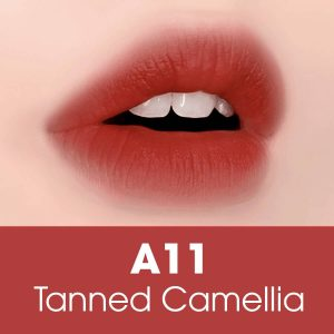 Black Rouge A11 – Tanned Camellia: hồng cháy