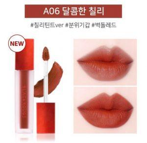 Black Rouge A07 – Pure Crimson: đỏ hồng đào