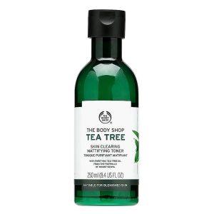 Nước Hoa Hồng Dưỡng Ẩm The Body Shop Tea Tree 250ml