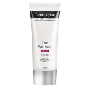 Sữa Rửa Mặt Sáng Mịn Tự Nhiên Neutrogena Fine Fairness 100ml