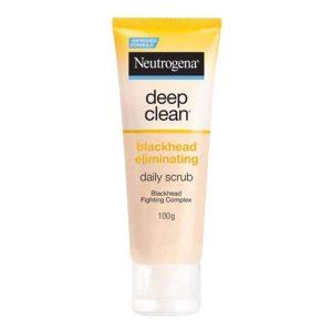 Sữa Rửa Mặt Ngừa Mụn Đầu Đen Neutrogena Deep Cleansing Blackhead 100ml