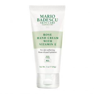 Mario Badescu Rose Hand Cream With Vitamin E