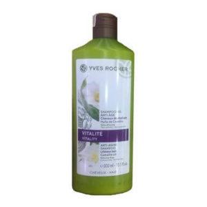 Dầu Gội Dành Cho Tóc Thiếu Sức Sống Yves Rocher Vitality Anti Aging Shampoo