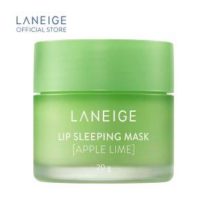 Mặt nạ ngủ dưỡng môi laneige hương táo xanh