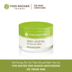 Yves Rocher Zero Blemish Moisturizing Gel Cream