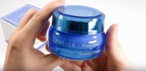 Laneige Water Bank Moisturizing Cream