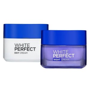 Kem Dưỡng Da Loreal White Perfect Day SPF PA 17+++ & Night Cream