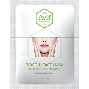 Bio-Cell Face Mask Avif