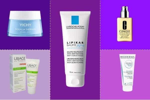 Top 10 kem dưỡng ẩm cho da khô thường được khuyên dùng nhất hiện nay