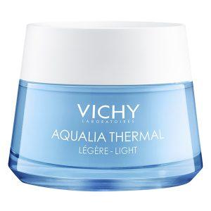 Kem Gel Dưỡng Ẩm Kích Hoạt Da Khô Vichy Aqualia Thermal Rehydrating Light Cream 50ml