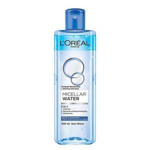 Nước tẩy trang L'Oréal Micellar Water 3-in-1 Refreshing