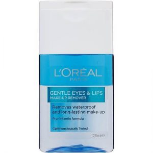 L'Oreal Paris Gentle Eyes & Lips Waterproof Make-up Remover