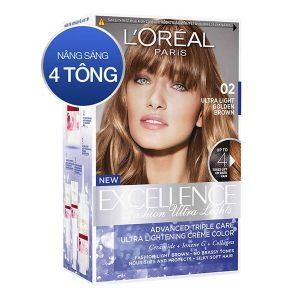 Thuốc nhuộm tóc thời trang L'oreal Ultra Light 172ml