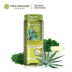 Dầu Gội Thanh Lọc Và Bảo Vệ Tóc Yves Rocher Anti-Pollution Detox Micellar Shampoo