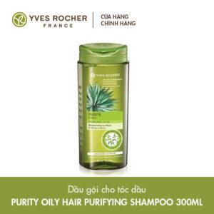 Dầu Gội Dành Cho Tóc Gãy Rụng Yves Rocher Lifeless Hair Stimulating Shampoo