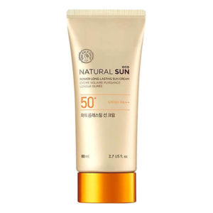 Kem Chống Nắng The Face Shop Đa Năng Natural Sun Eco Power Long Lasting Sun Cream SPF50+ Pa+++