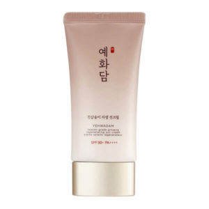 Kem chống nắng The Face Shop Yehwadam Wrinkle Care Sun Cream 50ml SPF50+ PA++++ ngăn ngừa lão hóa