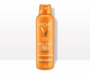 Kem Chống Nắng Toàn Thân Dạng Xịt Vichy Ideal Soleil Invisible Hydrating Mist SPF 50 PA+++