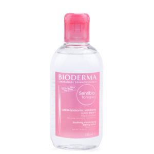Nước hoa hồng dành Bioderma Sensibio Tonique Dưỡng ẩm cho da nhạy cảm