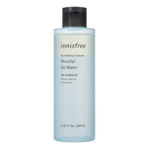 Nước Tẩy Trang Innisfree My Makeup Cleanser Micellar Oil Water Làm Sạch Da