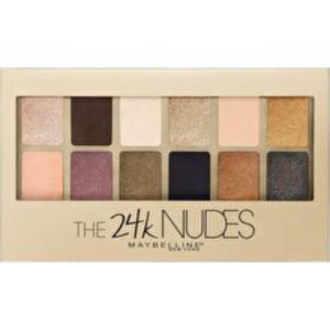 Phấn mắt The 24K Nudes Eyeshadow Palette