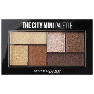 Bảng phấn mắt The City Mini Palette