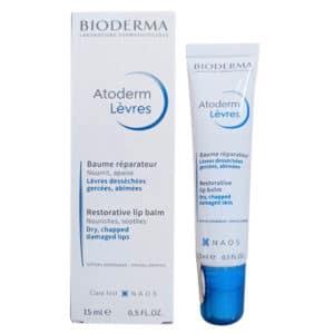 Sáp dưỡng Bioderma Atoderm Lèvres Baume Reparateur dành cho môi khô