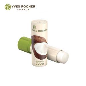 Son Dưỡng Môi Hương Dừa Yves Rocher Coconut Lip Balm
