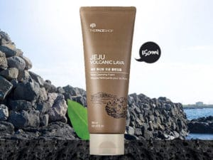 Sữa Rửa Mặt The Face Shop Jeju Volcanic Pore Foam