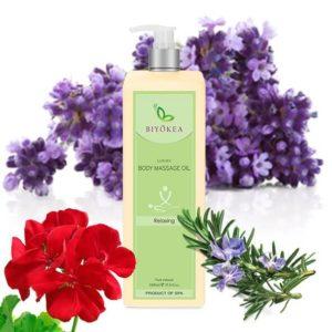 Tinh dầu massage body Luxury - Relaxing Oil (thư giãn)
