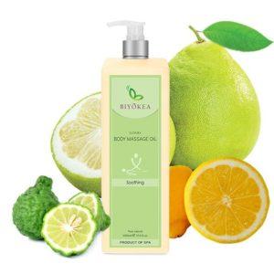 2.Tinh dầu massage body Luxury - Soothing Oil (làm dịu, giảm stress)