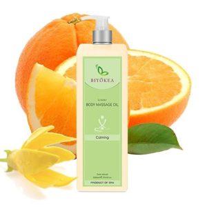 Tinh dầu massage body Luxury - Calming Oil (làm dịu)