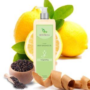 Tinh dầu massage body Luxury - Invigorating Oil (Tăng cường sức đề kháng)