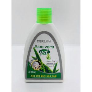 Gel Hút Mụn Nha đam Aloe Vera Lucky Star